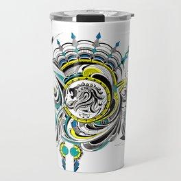 Leo realm Travel Mug