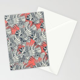fish mirage living coral Stationery Cards