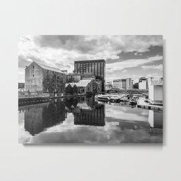 Dublin Docklands (RR 147) Metal Print