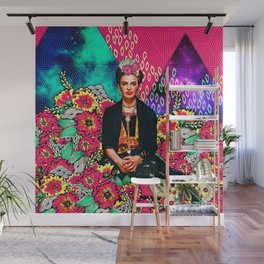 Galaxy Frida Wall Mural