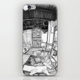 Spinelli's Bakery and Cafe, Denver iPhone Skin