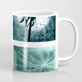 Dandelion art Coffee Mug