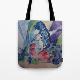 Butterfly 20 Tote Bag
