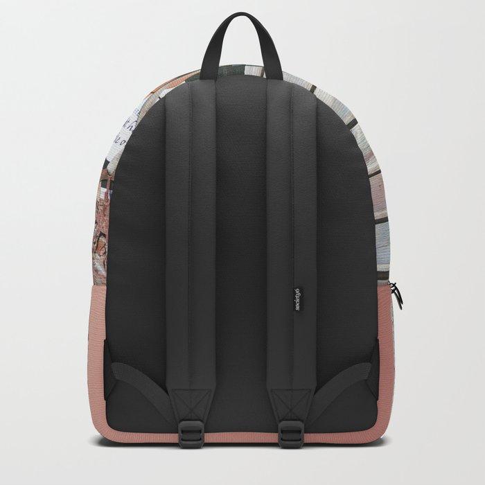 Spitting Prohibited Backpack