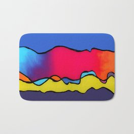 CALIFORNIA WAVE Bath Mat