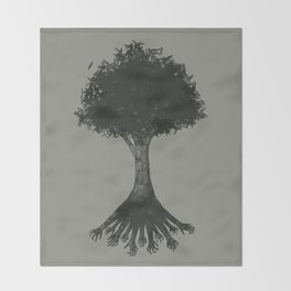 The Root Throw Blanket