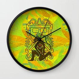 Jungle JUJU Wall Clock