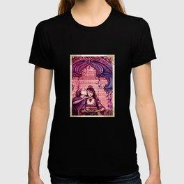 Portia - Shakespeare's Merchant of Venice Folio Illustration- A Kiss  T-shirt