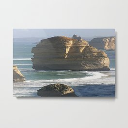 Giants of the Ocean Metal Print