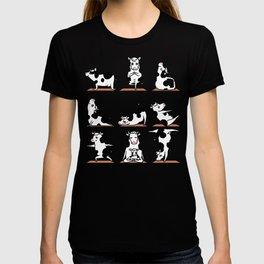 Moo Yoga T-shirt