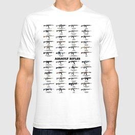 Assault Rifles T-shirt