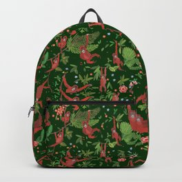 Orangutans in the Jungle Backpack