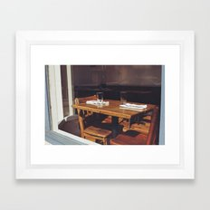 For two Framed Art Print