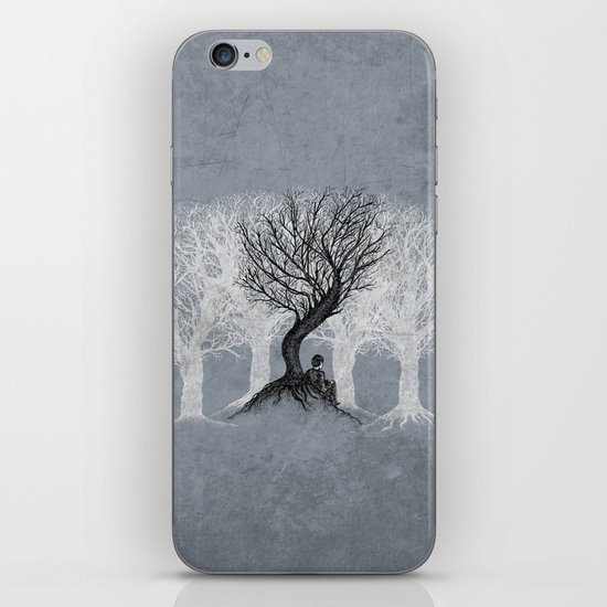 Beneath the Branches iPhone & iPod Skin