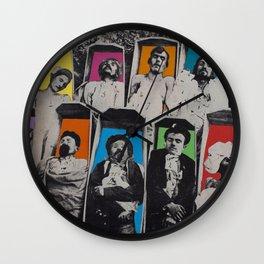 Spa Wall Clock