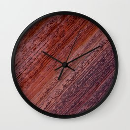 Natural Sandstone Art, Valley of Fire - III Wall Clock