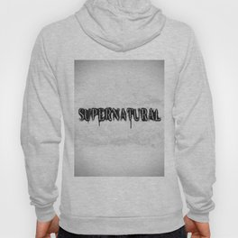 Supernatural monochrome Hoody