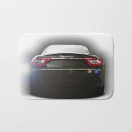 Maserati Gran Turismo Bath Mat