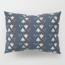 Midnight Forest Pillow Sham