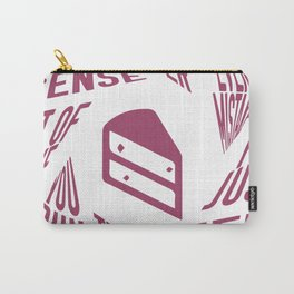 Portal Cake Carry-All Pouch