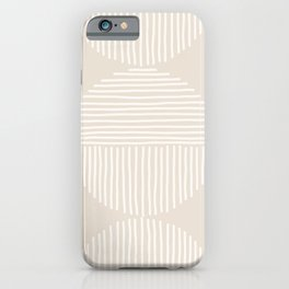 blank space iPhone Case