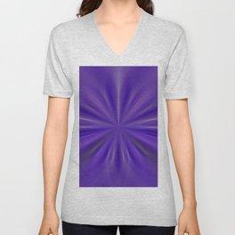 The Purple Pinch Unisex V-Neck