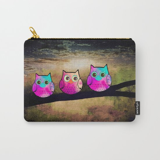 owl-1 Carry-All Pouch