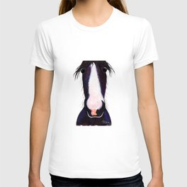 HoRSe PRiNT, ANiMaL PRiNT ' ANDY ' BY SHiRLeY MacARTHuR T-shirt