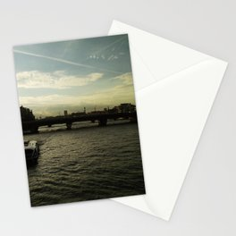 London Sunset Stationery Cards
