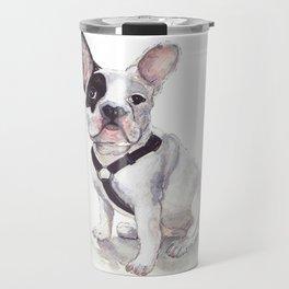 Humphrey the French Bulldog Travel Mug