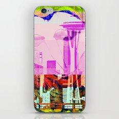 Seattle | Project L0̷SS   iPhone & iPod Skin
