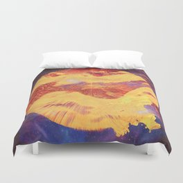 Metaphysics no3 Duvet Cover