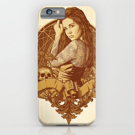 Death Angel iPhone & iPod Case