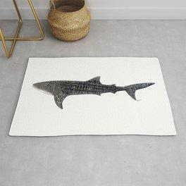 Whale shark Rhincodon typus Rug