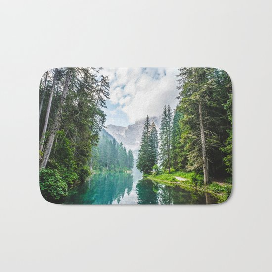 The Place To Be Bath Mat