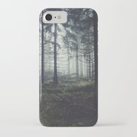 marina and the diamonds iPhone & iPod Cases featuring Through The Trees by Tordis Kayma
