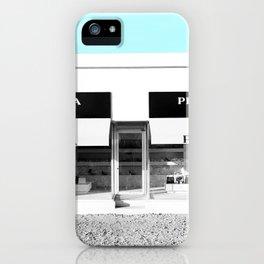 marfa iPhone Case