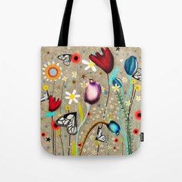 Rupydetequila - Bohemian Paradise Tote Bag