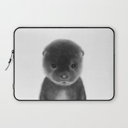 Cute Otter Laptop Sleeve