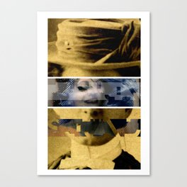 alternativeSound&vision Canvas Print