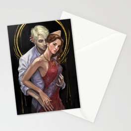 Dramione Tango Stationery Cards