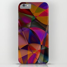 Abstract #376 iPhone 6s Plus Slim Case