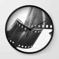 film Wall Clocks featuring Film by Taylor Murray