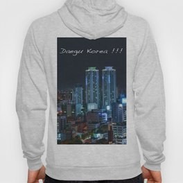 Daegu at Night Hoody