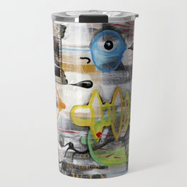 DRAWING PAD Travel Mug