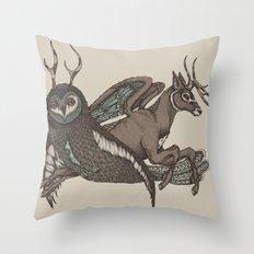 You & I Throw Pillow