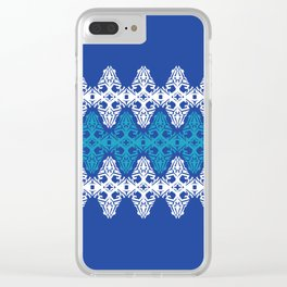 PAHLAWAN COOL Clear iPhone Case