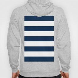 Navy Stripes | Digital Design | Pattern Hoody