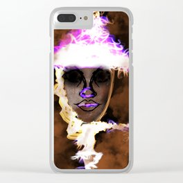Lit Clear iPhone Case