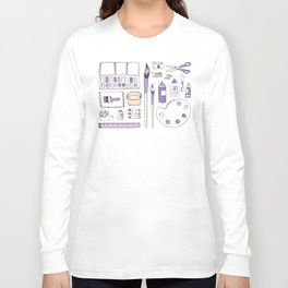 GRAPHIC DESIGNER'S ESSENTIALS Long Sleeve T-shirt